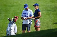 Maria Fassi (MEX) looks over her approach shot on 11 during the round 3 of the KPMG Women's PGA Championship, Hazeltine National, Chaska, Minnesota, USA. 6/22/2019.<br /> Picture: Golffile | Ken Murray<br /> <br /> <br /> All photo usage must carry mandatory copyright credit (© Golffile | Ken Murray)