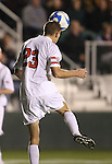 14 December 2007: Ohio State's Eric Brunner. The Ohio State University Buckeyes defeated the University of Massachusetts Minutemen 1-0 at SAS Stadium in Cary, North Carolina in a NCAA Division I Mens College Cup semifinal game.