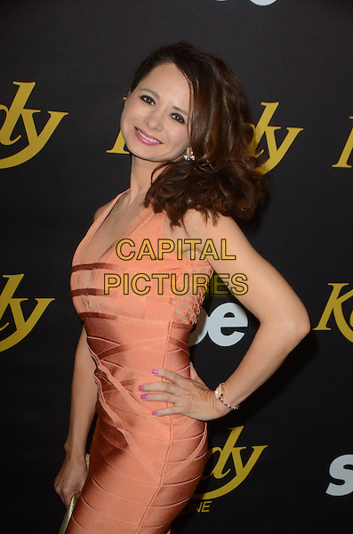 HOLLYWOOD, CA- FEBRUARY 18: Berna Roberts at the Kandy Magazine 50th Issue party at Create in Hollywood, California on February 18, 2016. <br /> CAP/MPI//DE<br /> &copy;DE/MPI/Capital Pictures