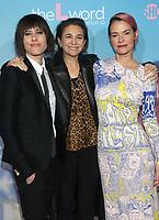 LOS ANGELES, CA - DECEMBER 2: Katherine Moennig, Ilene Chaiken and Leisha Hailey at The L Word: Generation Q Premiere at Regal Cinemas LA Live in Los Angeles, California on December 2, 2019. Credit: Faye Sadou/MediaPunch