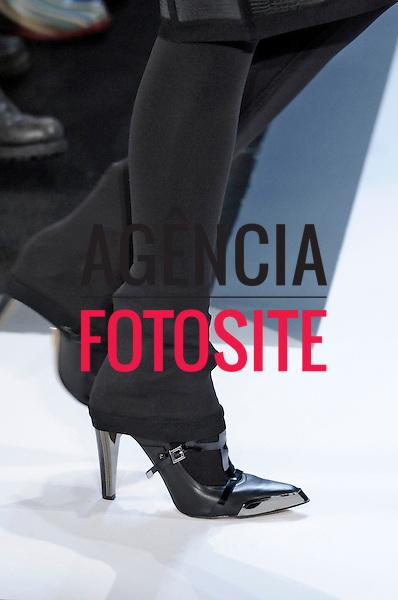 New York, EUA &ndash; 09/02/2013 - Desfile de Herve Leger durante o New York Fashion Week  -  Inverno 2013. <br /> Foto: Firstview/FOTOSITE
