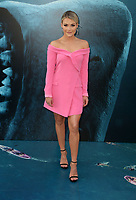 HOLLYWOOD, CA - August 6: Witney Carson, at Warner Bros. Pictures And Gravity Pictures' Premiere Of &quot;The Meg&quot; at TCL Chinese Theatre IMAX in Hollywood, California on August 6, 2018. <br /> CAP/MPI/FS<br /> &copy;FS/MPI/Capital Pictures