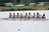Girls J15 1st 8+  National Schools 2017