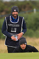 Joakim Lagergren (SWE) on the 14th fairway during Round 4 of the Alfred Dunhill Links Championship 2019 at St. Andrews Golf CLub, Fife, Scotland. 29/09/2019.<br /> Picture Thos Caffrey / Golffile.ie<br /> <br /> All photo usage must carry mandatory copyright credit (© Golffile | Thos Caffrey)