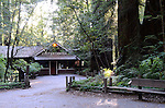 Henry Cowell Redwoods State Park, Visitor Center