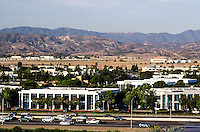 Scenic View of Irvine