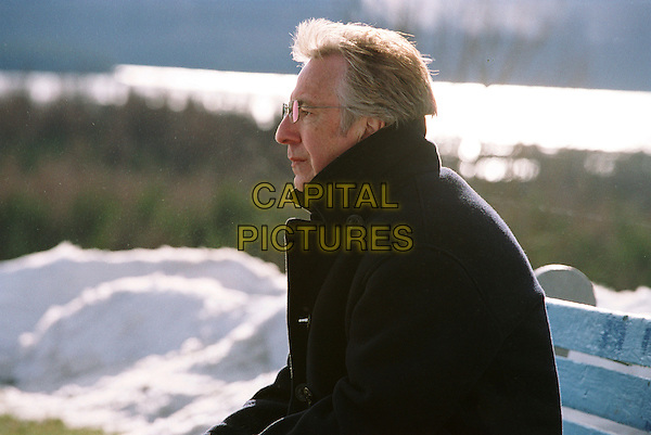 ALAN RICKMAN.in Snow Cake .**Editorial Use Only**.CAP/FB.Supplied by Capital Pictures