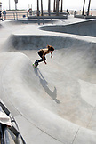 CALIFORNIA, Los Angeles, Santa Monica skating park