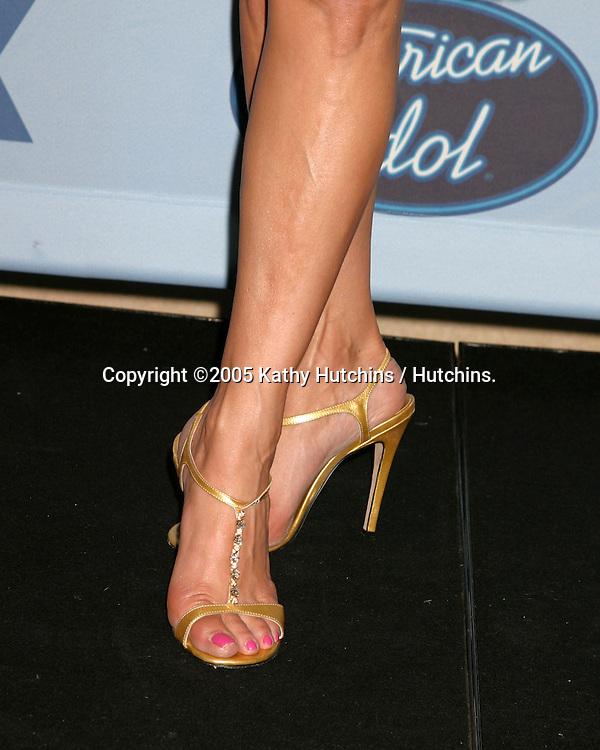 Paula Abdul.American Idol 4 FInals.Kodak Theater.Hollywood & Highland.Los Angeles, CA .May 25, 2005.©2005 Kathy Hutchins / Hutchins...
