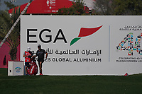 Padraig Harrington (IRL) on the 15th tee during the Pro-Am of the Abu Dhabi HSBC Championship 2020 at the Abu Dhabi Golf Club, Abu Dhabi, United Arab Emirates. 15/01/2020<br /> Picture: Golffile | Thos Caffrey<br /> <br /> <br /> All photo usage must carry mandatory copyright credit (© Golffile | Thos Caffrey)
