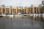 St Katherine's Dock, London, England