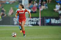 Boyds, MD -Saturday August 26, 2017: Meggie Dougherty Howard during a regular season National Women's Soccer League (NWSL) match between the Washington Spirit and the Chicago Red Stars at Maureen Hendricks Field, Maryland SoccerPlex.