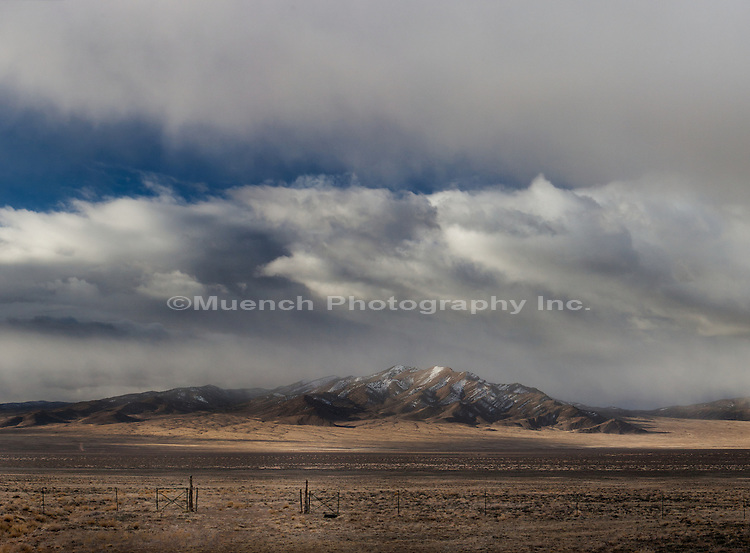 The Confusion Range, Nevada