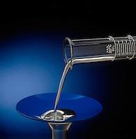 MERCURY: A METAL LIQUID AT ROOM TEMPERATURE <br /> Heaviest Known Elemental Liquid<br /> Atomic number 80, atomic weight 200.59.
