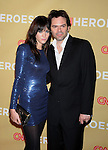 HOLLYWOOD, CA. - November 21: Pollyanna Rose and Billy Burke attend the 2009 CNN Heroes Awards held at The Kodak Theatre on November 21, 2009 in Hollywood, California.