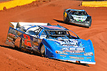 Feb 07, 2014; 11:43:32 AM; Waynesville, GA., USA; The Lucas Oil Late Model Dirt Series running The Georgia Boot Super Bowl of Racing at Golden Isles Speedway.  Mandatory Credit: (thesportswire.net)