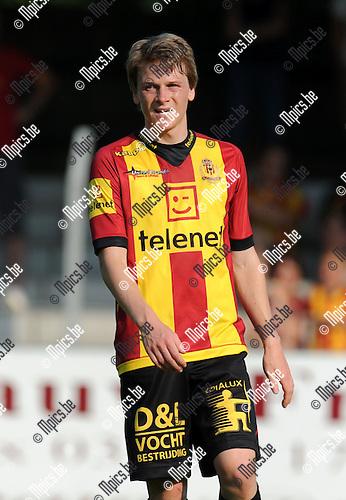 2013-07-07 / Voetbal / seizoen 2013-2014 / Rupel-Boom - KV Mechelen / Wannes Van Tricht<br /><br />Foto: Mpics.be