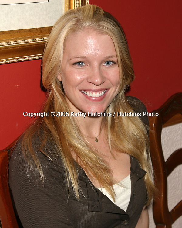 Alicia Leigh Willis.Daytime for Planned Parenthood Benefit.Private Home.Glendale, CA.April 25, 2006.©2006 Kathy Hutchins / Hutchins Photo..
