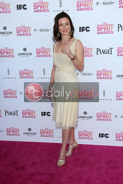 Linda Cardellini<br /> at the 2013 Film Independent Spirit Awards, Private Location, Santa Monica, CA 02-23-13<br /> David Edwards/DailyCeleb.com 818-249-4998