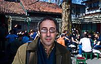 Europa is now really a dream, but could be real if we know how to manage it. Sarajevo is part of this dream. /Europa je sada stvarno san, ali bi mogla biti stvarnost, kad bi znali kako njime upravljati. Sarajevo je dio tog sna.