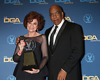 LOS ANGELES - FEB 2:  Mimi Deaton, Stan Lathan at the 2019 Directors Guild of America Awards at the Dolby Ballroom on February 2, 2019 in Los Angeles, CA