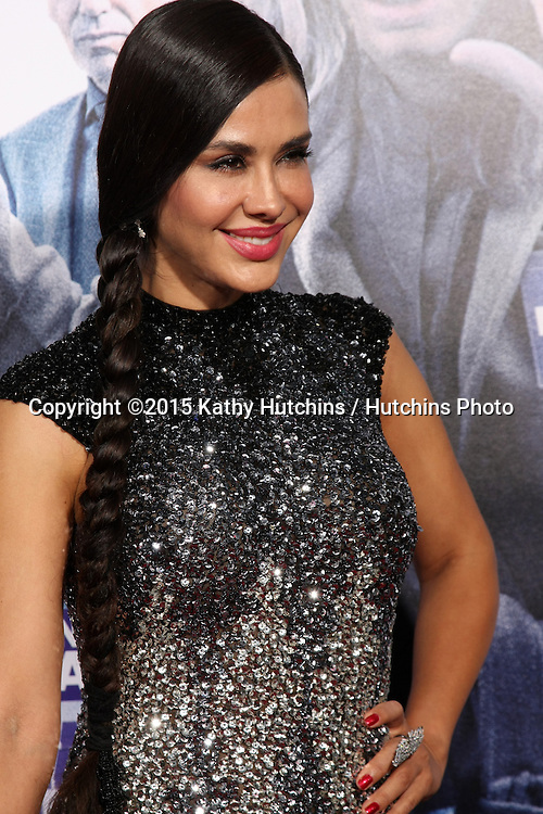 """LOS ANGELES - OCT 26:  Carla Ortiz at the """"Our Brand is Crisis"""" LA Premiere at the TCL Chinese Theater on October 26, 2015 in Los Angeles, CA"""