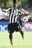 Villar Perosa (To) 17-08-2017 friendly Match Juventus A - Juventus B / foto Daniele Buffa/Image Sport/Insidefoto<br /> nella foto: Kwadwo Asamoah