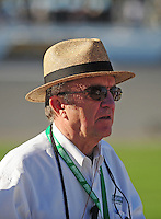Feb 10, 2008; Daytona Beach, FL, USA; Nascar Sprint Cup Series team owner Jack Roush during qualifying for the Daytona 500 at Daytona International Speedway. Mandatory Credit: Mark J. Rebilas-US PRESSWIRE
