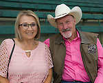 Bonnie Rose and Jack during the Reno Rodeo Nevada Pink Night on Friday, June 28, 2019.