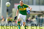 Kieran Donaghy Kerry in action against  Cork in the National Football league in Austin Stack Park, Tralee on Sunday.