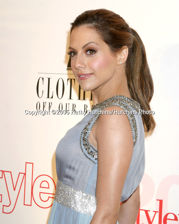 Brittany Murphy.Stylemakers 2005.Los Angeles, CA.May 26, 2005.©2005 Kathy Hutchins / Hutchins Photo