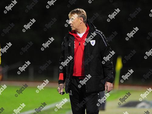 2014-10-25 / Voetbal / seizoen 2014-2015 / KV Turnhout - Oosterzonen / Jozef Jef Dufraing<br /><br />Foto: mpics.be