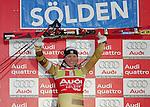 Ski Alpin; Saison 2004/2005 Riesenslalom Soelden Damen Siegerin Anja Paerson (SWE)