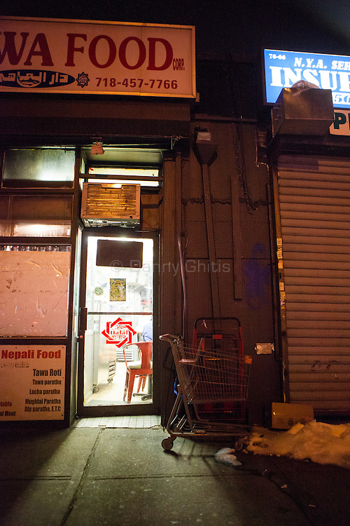Dhaulagiri Kitchen, a tiny Nepalese restaurant in Jackson Heights. <br /> <br /> Danny Ghitis for The New York Times