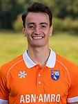 BLOEMENDAAL - Tim Swaen. Heren I van HC Bloemendaal , seizoen 2019/2020.   COPYRIGHT KOEN SUYK