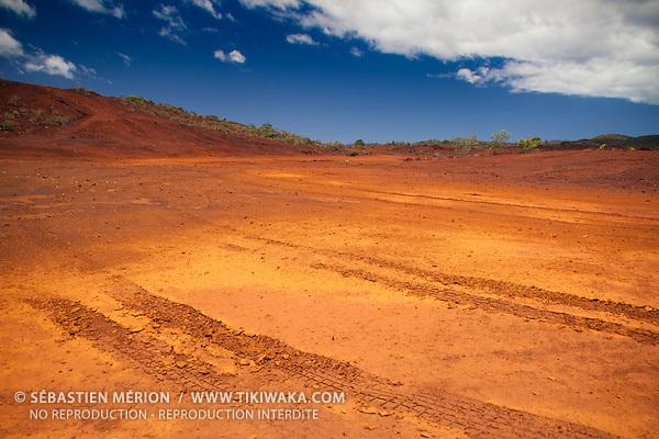Paysage du Sud, région de Prony, Nouvelle-Calédonie