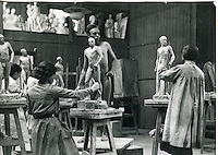 Sculpture School, 1932