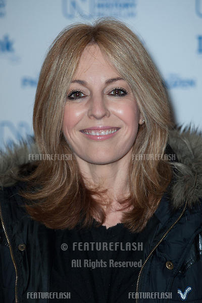 Helen Fospero arriving at the Natural History Museum Ice Rink Launch, 30/10/2013 Picture by: Dave Norton / Featureflash
