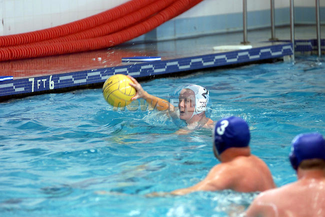 Waterpolo action from Gormanstown on Saturday..Picture Fran Caffrey Newsfile.