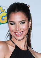 """WESTWOOD, LOS ANGELES, CA, USA - JUNE 21: Roselyn Sanchez at the Los Angeles Premiere Of """"La Golda"""" held at The Crest on June 21, 2014 in Westwood, Los Angeles, California, United States. (Photo by David Acosta/Celebrity Monitor)"""