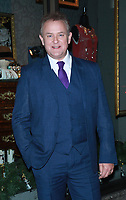 JAN 08 Hugh Bonneville visits Downton Abbey: The Exhibition