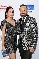 LOS ANGELES - JUN 11: Gabrielle Ruiz, Nick Verreos at The Actors Fund's 22nd Annual Tony Awards Viewing Party at the Skirball Cultural Center on June 10, 2018 in Los Angeles, CA