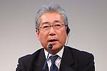 Tsunekazu Takeda, MARCH 4, 2013 : IOC Evaluation Commission visit at Hotel Okura in Tokyo, Japan. (Photo by AFLO SPORT)