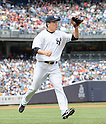Masahiro Tanaka (Yankees),<br /> JUNE 5, 2014 - MLB :<br /> Pitcher Masahiro Tanaka of the New York Yankees during the Major League Baseball game against the Oakland Athletics at Yankee Stadium in Bronx, New York, United States. (Photo by AFLO)