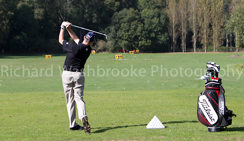 Brocket Hall - Palmerston Golf Academy  27th September 2011