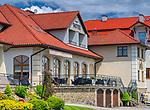 """Nowy Wiśnicz 11-05-2019. Kompleks Hotelowo Restauracyjny """"Panorama""""."""
