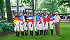 Amatuer riders before The International Ladies Fegentri race at Delaware Park on 6/13/17