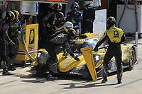 #29 RACING TEAM NEDERLAND (NLD) ORECA 07 GIBSON LMP2 FRITS VAN EERD (NLD) GIEDO VAN DER GARDE (NLD) JOB VAN UITER (NLD)