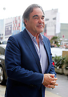 Director Oliver Stone arrives to Maria Cristina Hotel to attend the 61 San Sebastian Film Festival, in San Sebastian, Spain. September 20, 2013. (ALTERPHOTOS/Victor Blanco) /NortePhoto