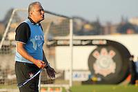 SAO PAULO, SP 11 JULHO 2013 - TREINO CORINTHIANS - O tecnico Tite do Corinthians, treinou na tarde de hoje, 11, no Ct. Dr. Joaquim Grava, na zona leste de São Paulo. FOTO: PAULO FISCHER/BRAZIL PHOTO PRESS